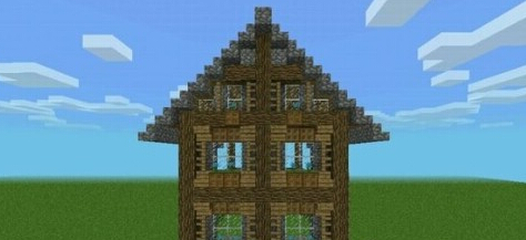 我的世界手机版双层木屋基础搭建技巧解析