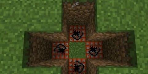 我的世界红石陷阱怎么制作