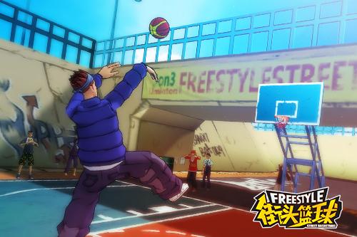 无敌的霸王步《街头篮球》手游技能系统曝光