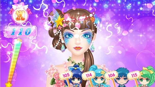 美妆社团宣传海报