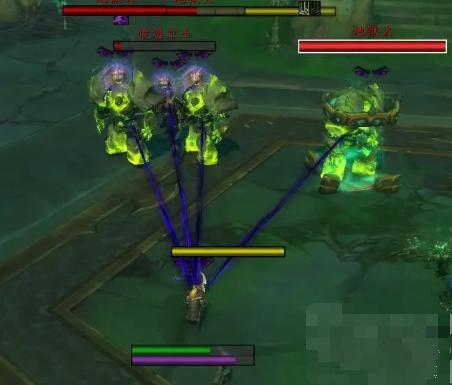 魔兽世界9.0前瞻:恶魔猎手通灵领主盟约技能补充测试